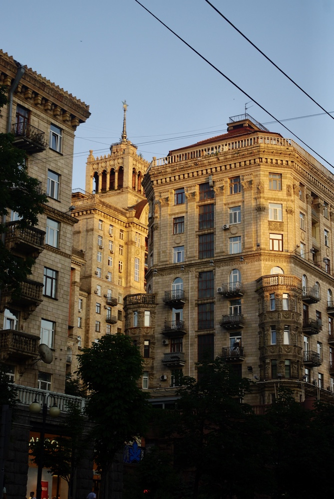 Kiev, Ukraine © Clara Delcroix