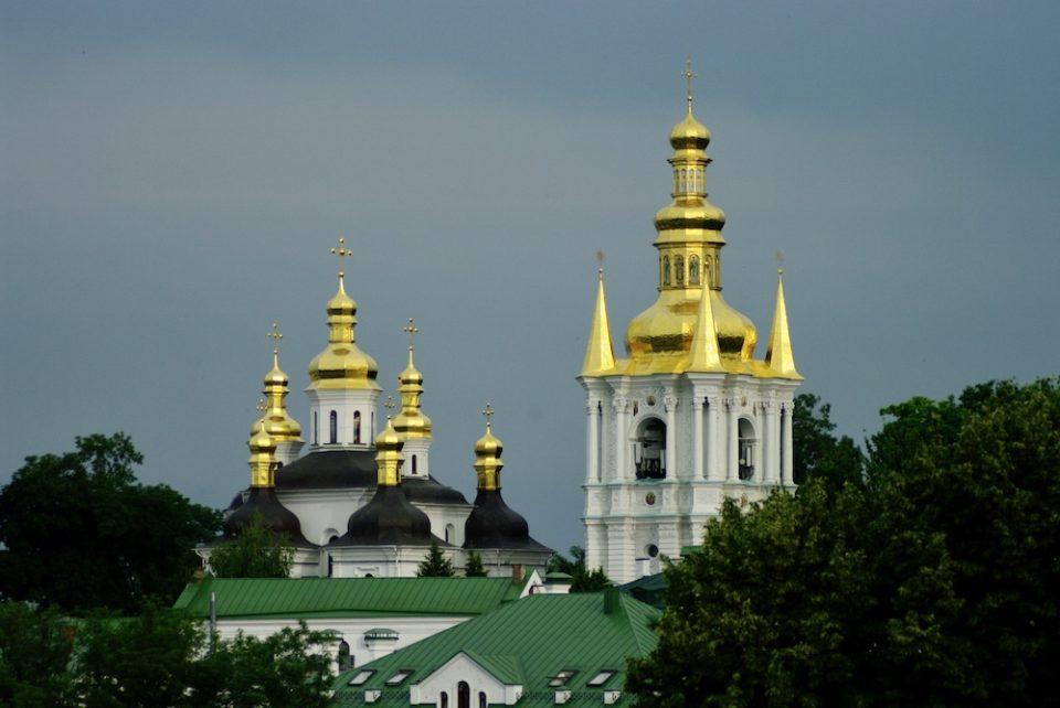 Laure des grottes de Kiev, Ukraine © Clara Delcroix