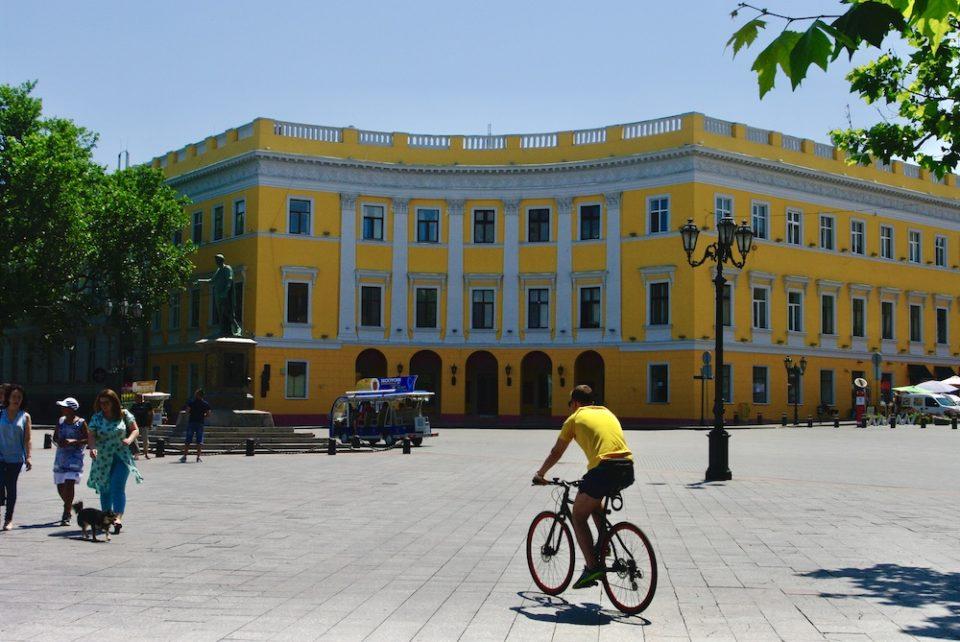 Odessa, Ukraine © Clara Delcroix