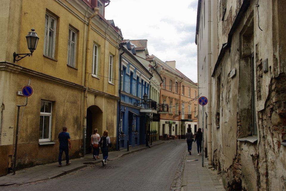 Rue de Vilnius © Clara Delcroix